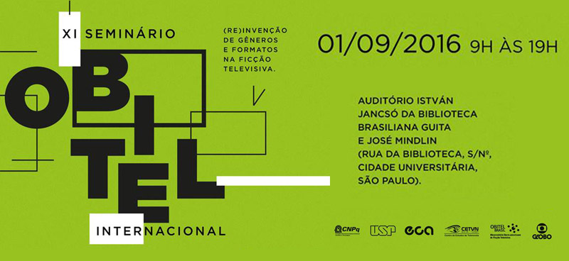 XI Seminário OBITEL Internacional